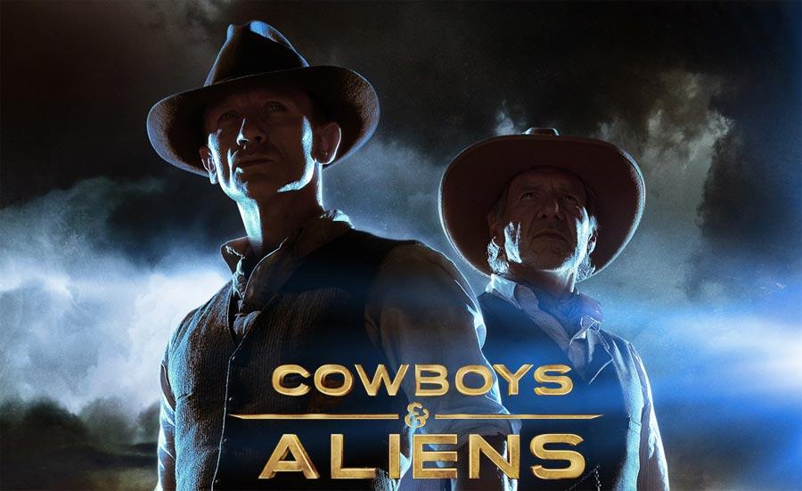 Movie Review Rewind Cowboys Aliens 2011 Sobros Network