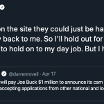 Joe Buck Is Holding Out for a Better Offer Before He Starts Calling Porn